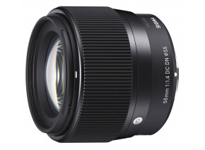 Sigma 56mm f/1.4 DC DN Contemporary