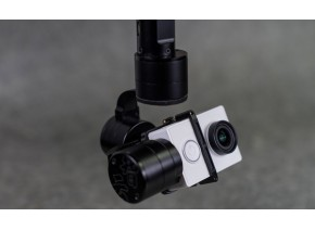 Zhiyun Evolution + Xiaomi YI II 4K kit