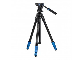 Benro Slim Video Tripod Kit TSL08AS2CSH
