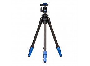 Benro TSL08CN00 Slim Carbon Fiber Tripod with Ball Head