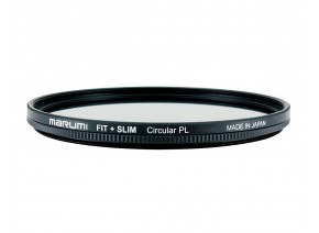 Marumi Fit + Slim Circular Polarizer CPL 62 mm
