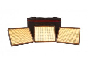 Aputure Amaran HR672 Daylight 3-Light Kit WWS