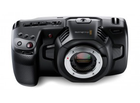 Blackmagic Design Pocket Cinema Camera 4K MFT