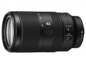 Sony E 70-350mm f/4.5-6.3 G OSS