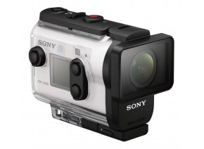 Sony FDR-X3000 with Live-View Remote