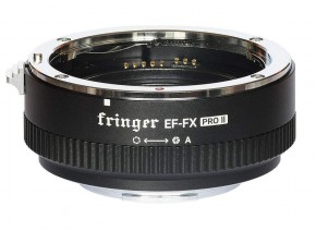 Fringer Autofocus Lens Adapter for Canon EF to Fuji X FR-FX2