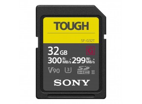 Sony SDHC 32GB SF-G Tough UHS-II 300MB/s