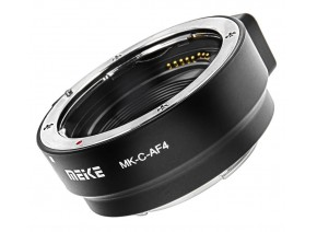 Meike Mount Adapter MK-C-AF4 for Canon EOS M
