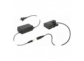 Dummy Battery Panasonic DMW-BLF19 DC Coupler Kit