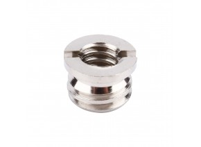 Universal 1/4'' To 3/8'' Convert Screw Adapter