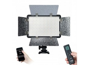 Godox LF308Bi Variable Color LED Video Light with Flash Sync